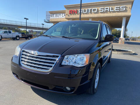 2010 Chrysler Town and Country for sale at RN Auto Sales Inc in Sacramento CA