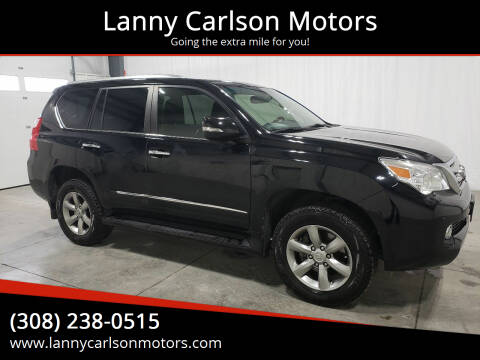 2012 Lexus GX 460 for sale at Lanny Carlson Motors in Kearney NE