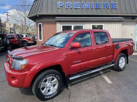 2010 Toyota Tacoma for sale at Premiere Auto Sales in Washington PA