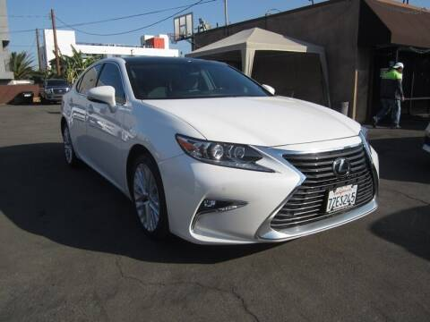 2017 Lexus ES 350 for sale at Win Motors Inc. in Los Angeles CA