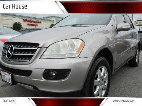 2007 Mercedes-Benz M-Class for sale at Car House in San Mateo CA