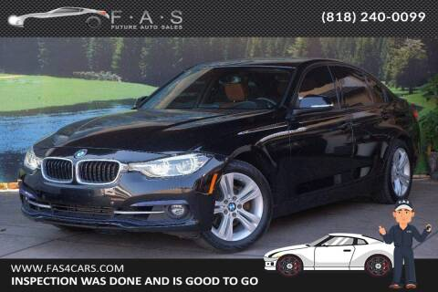 2016 BMW 3 Series for sale at Best Car Buy in Glendale CA