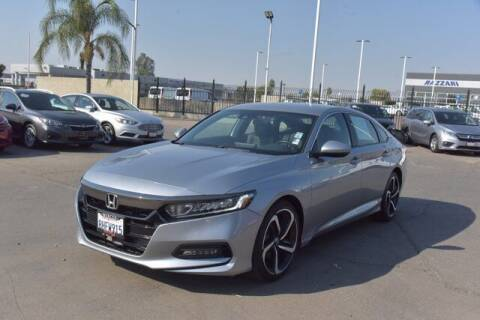 2019 Honda Accord for sale at Choice Motors in Merced CA