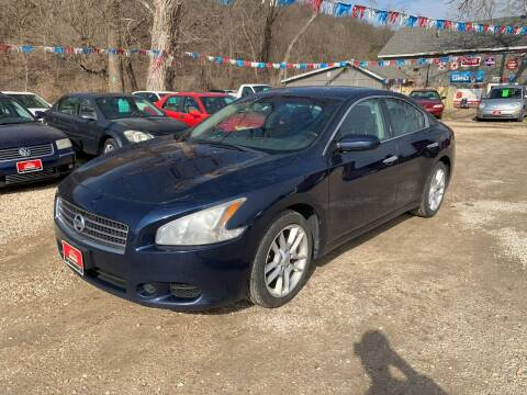 2011 Nissan Maxima for sale at Korz Auto Farm in Kansas City KS