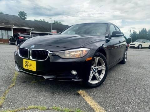 2013 BMW 3 Series for sale at Z Auto in Ruckersville VA