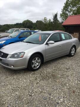 2005 Nissan Altima for sale at Simon Automotive in East Palestine OH
