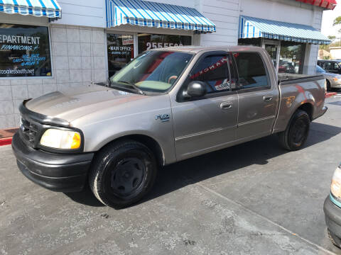 2003 Ford F-150 for sale at Riviera Auto Sales South in Daytona Beach FL