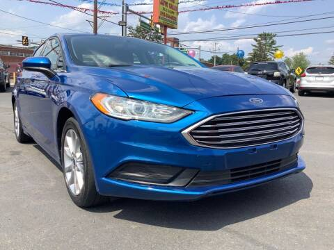 2017 Ford Fusion for sale at Active Auto Sales in Hatboro PA