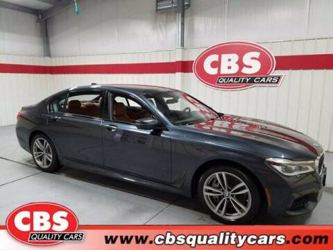 2018 BMW 7 Series for sale at CBS Quality Cars in Durham NC