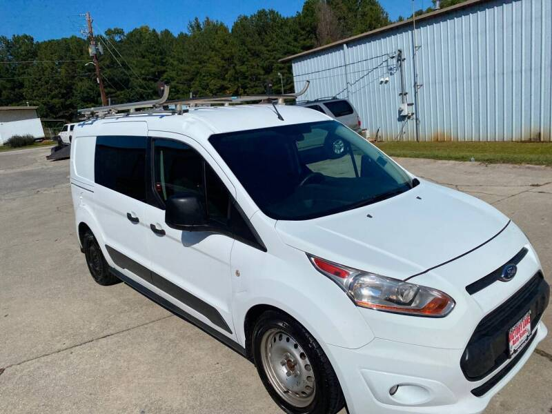 2016 Ford Transit Connect Cargo for sale at Elite Motor Brokers in Austell GA