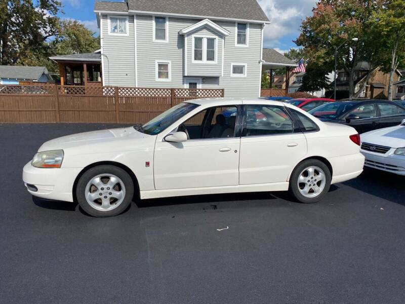 2003 Saturn L-Series for sale at E & A Auto Sales in Warren OH