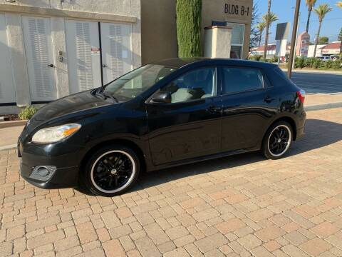 2009 Toyota Matrix for sale at California Motor Cars in Covina CA