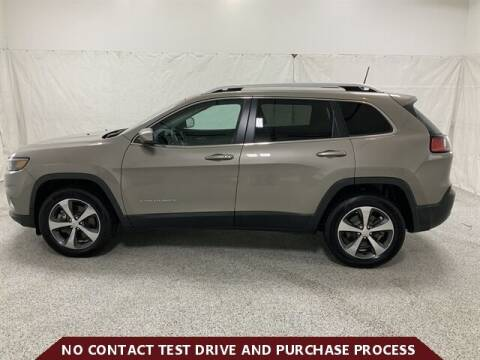 2019 Jeep Cherokee for sale at Brothers Auto Sales in Sioux Falls SD