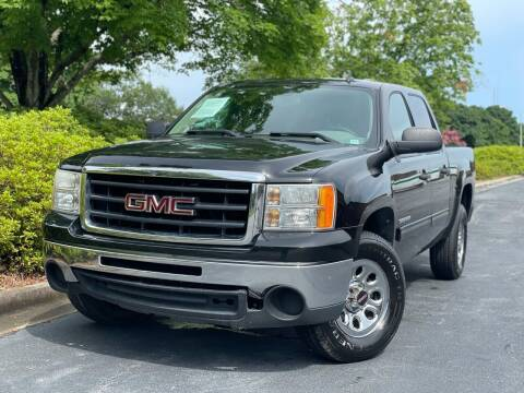 2012 GMC Sierra 1500 for sale at William D Auto Sales in Norcross GA