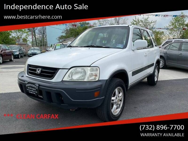 2001 Honda CR-V for sale at Independence Auto Sale in Bordentown NJ