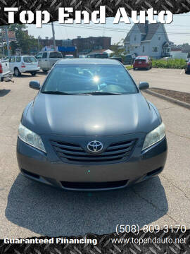 2007 Toyota Camry for sale at Top End Auto in North Attleboro MA