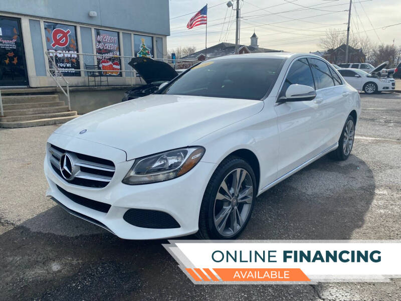 2016 Mercedes-Benz C-Class for sale at Bagwell Motors Springdale in Springdale AR