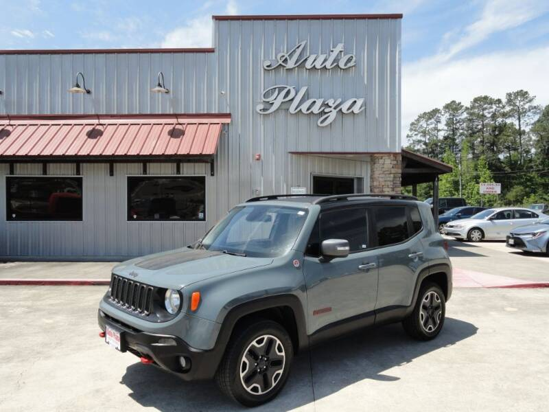 2016 Jeep Renegade for sale at Grantz Auto Plaza LLC in Lumberton TX