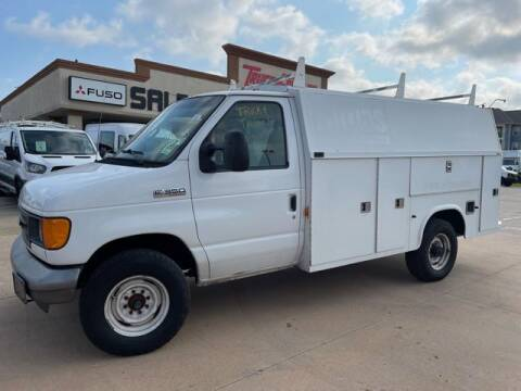 2006 Ford E-Series Chassis for sale at TRUCK N TRAILER in Oklahoma City OK