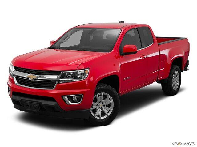 2016 Chevrolet Colorado for sale at Ken Wilson Ford in Canton NC