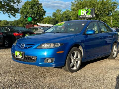2007 Mazda MAZDA6 for sale at BK2 Auto Sales in Beloit WI