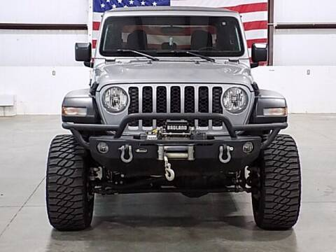 2020 Jeep Gladiator for sale at Texas Motor Sport in Houston TX
