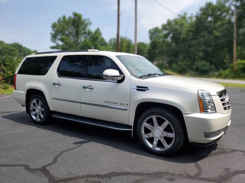 2008 Cadillac Escalade ESV for sale at Flying Wheels in Danville NH