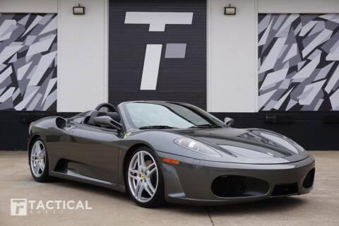 2006 Ferrari F430 for sale at Tactical Fleet in Addison TX