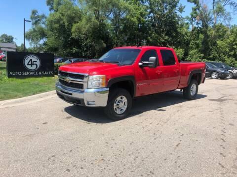 2008 Chevrolet Silverado 2500HD for sale at Station 45 Auto Sales Inc in Allendale MI