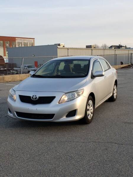 2009 Toyota Corolla for sale at iDrive in New Bedford MA