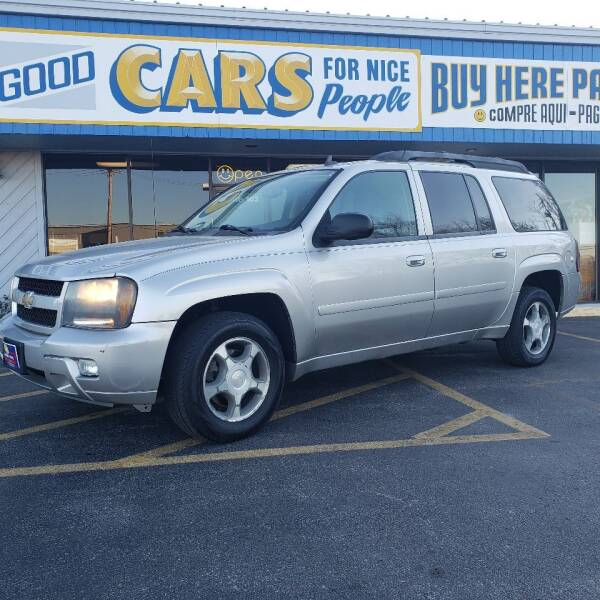 2006 Chevrolet TrailBlazer EXT for sale at Good Cars 4 Nice People in Omaha NE