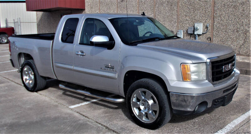 2009 GMC Sierra 1500 for sale at M G Motor Sports in Tulsa OK