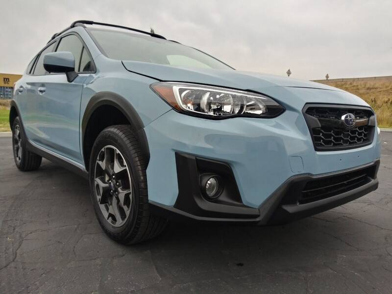 2019 Subaru Crosstrek for sale at AUTOMOTIVE SOLUTIONS in Salt Lake City UT