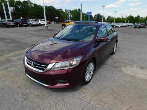 2014 Honda Accord for sale at Paniagua Auto Mall in Dalton GA
