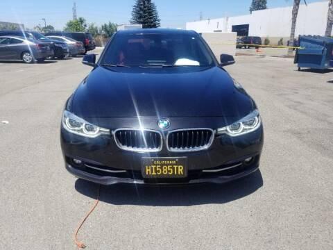 2016 BMW 3 Series for sale at Auto Facil Club in Orange CA