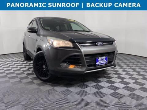 2013 Ford Escape for sale at GotJobNeedCar.com in Alliance OH