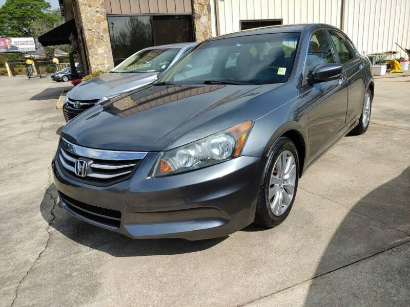 2012 Honda Accord for sale at TR Motors in Opelika AL