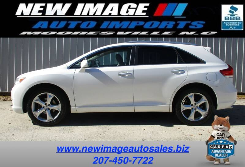 2009 Toyota Venza for sale at New Image Auto Imports Inc in Mooresville NC