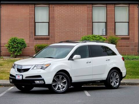 2011 Acura MDX for sale at SEATTLE FINEST MOTORS in Lynnwood WA