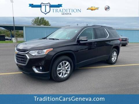 2019 Chevrolet Traverse for sale at Tradition Chevrolet Buick in Geneva NY