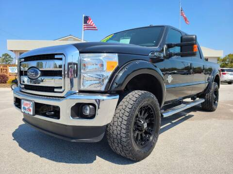 2014 Ford F-250 Super Duty for sale at Gary's Auto Sales in Sneads NC