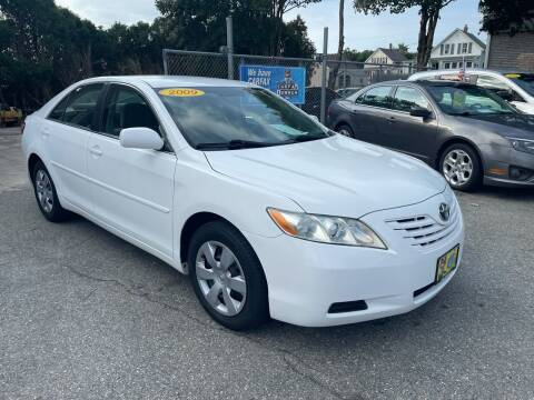 2009 Toyota Camry for sale at JK & Sons Auto Sales in Westport MA