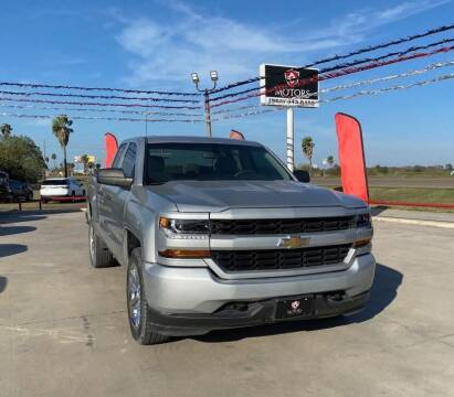 2017 Chevrolet Silverado 1500 for sale at A & V MOTORS in Hidalgo TX
