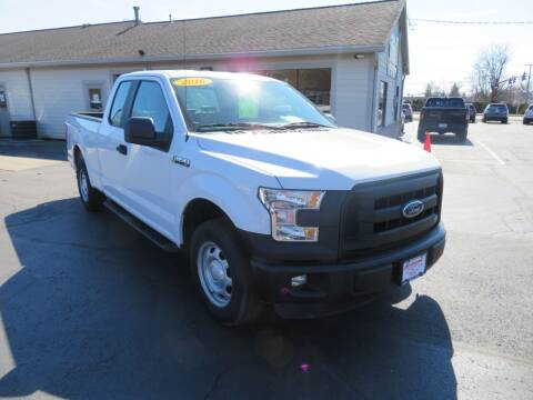 2016 Ford F-150 for sale at Tri-County Pre-Owned Superstore in Reynoldsburg OH
