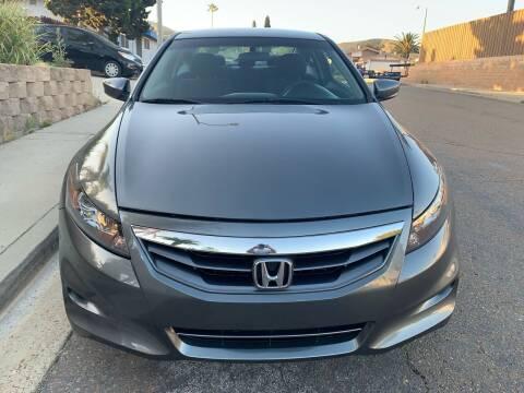 2012 Honda Accord for sale at Aria Auto Sales in El Cajon CA