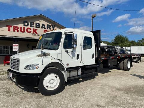 2013 Freightliner Business class M2 for sale at DEBARY TRUCK SALES in Sanford FL