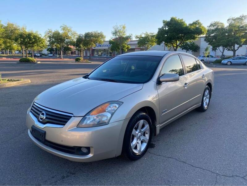 2009 Nissan Altima Hybrid for sale in Sacramento, CA