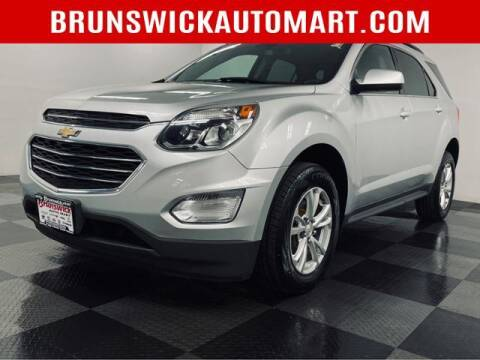 2017 Chevrolet Equinox for sale at Brunswick Auto Mart in Brunswick OH
