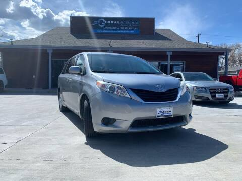 2011 Toyota Sienna for sale at Global Automotive Imports of Denver in Denver CO