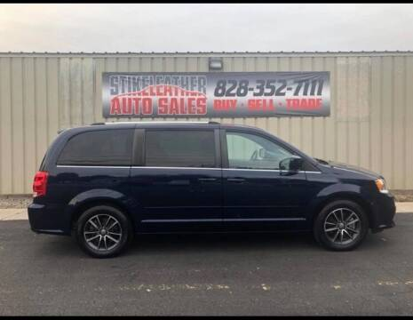 2017 Dodge Grand Caravan for sale at Stikeleather Auto Sales in Taylorsville NC
